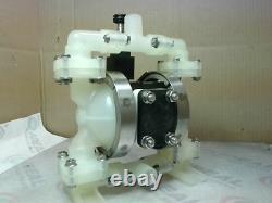 Sandpiper PB1/4 TT3PPE4 Air Operated Double Diaphragm Pump 1/4N New No Box