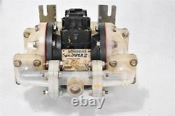 Sandpiper S05b2p1tpns000 1/2 Npt Non-metallic Air Operated Diaphragm Pump