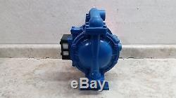 Sandpiper S1FB1ABWANS000. 45 GPM 1 In In/Out Air Operated Double Diaphragm Pump