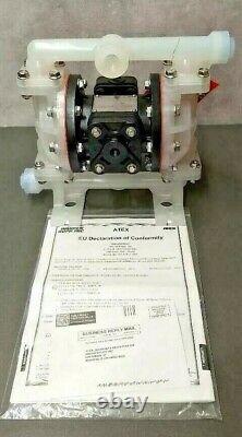 Sandpiper Warren Rupp S05B2P1TPNI000 air operated Double Diaphragm Pump