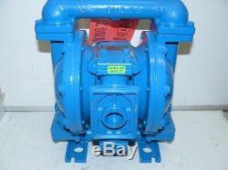 Sandpiper Warren Rupp S1FB1ABWANS100 Air operated Diaphragm Pump 1 125PSI