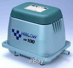 The Hi Blow 100HP air Pumps offers a full range of linear diaphragm pumps
