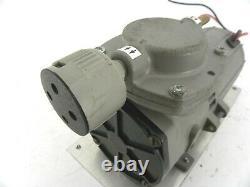 Thomas 107CDC20 12V DC 8.1A Electric Diaphragm Air Compressor Vacuum Pump Motor