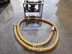 Verder Air VA 40 Pneumatic Diaphragm Pump Diaphragmpumpe 379 L/MIN