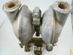Versa-Matic 2 Air Operated Double Diaphragm Pump Parts P34-300