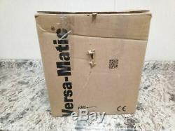 Versa-Matic E4AA2R220 70 Max GPM 125 Max PSI Air Operated Double Diaphragm Pump