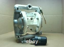 Versa-Matic E5AP3R339C Double Diaphragm Pump Aluminum Air Opera Reconditioned