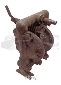 Versa-matic P98-300 Diaphragm Pump & Air Valve Assembly