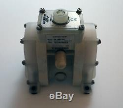 WARREN-RUPP Double Diaphragm Pump, Air Operated, 175F, WR10PP6XPP9