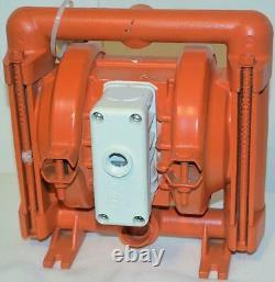 WILDEN P2 Series 1 Aluminum Air Driven Dual Diaphragm Pump AODD #1