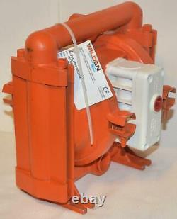 WILDEN P2 Series 1 Aluminum Air Driven Dual Diaphragm Pump AODD #2