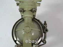 Warren Pump PB-1/4-TS3PP Air Powered Double Diaphragm Pump 1/4 PTFE! WOW