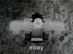 Warren Rupp 74000-72 4 Max GPM Air-Powered Double-Diaphragm Pump