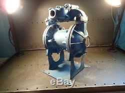 Warren Rupp Sandpiper 3 Air Operated Double Diaphragm Pump AODD SB1-A SB-3-A