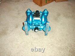 Warren Rupp Sandpiper Air Powered Double Diaphragm Pump Model Eb 1/2-a