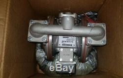 Warren Rupp Sandpiper S1FB1S1SABS000 Air Operated Diaphragm Pump