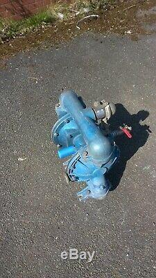 Water Pump Air Powered Double Diaphragm Pump Pneumatic