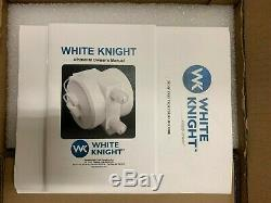 White Knight 1/2 inlet PTFE Air Double Diaphragm Pump (PSA030-S08) New In Box