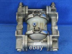 Wilden 00-5050-01 Diaphragm Pump Air Operated Aluminum Body