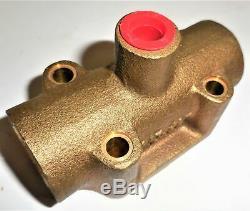 Wilden 01-2000-07 Brass Air Valve for Diaphragm Pump
