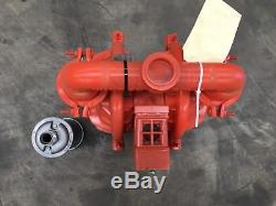 Wilden 04-12274 Pump 1 1/2 Metal Air Operated Double Diaphragm Pump Xpx4