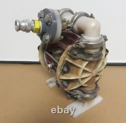 Wilden 80M 1 Inlet/Outlet Air Operated Double Diaphragm Pump