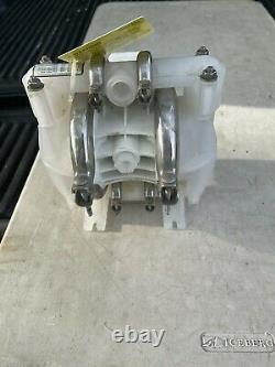 Wilden Diaphragm Pump M464500 With Air Filter