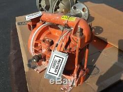 Wilden M2 316SS Air Operated Diaphragm Pump Super nice Stainless $399