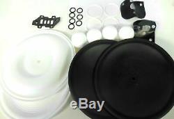 Wilden M8/ST-RBK Alt Rebuild Kit for M8/ST Air Operated Diaphragm Pump
