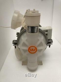 Wilden P2/pkppp/tnu/tf/ktv/0400 1 Air Operated Double Diaphragm/ Transfer Pump