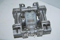 Wilden P. 025 1/4 Metal Pneumatic Air Diaphragm Pump