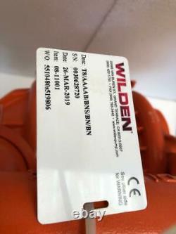 Wilden T8/aaaab/bns/bn/bn 2 Aluminium Air Double Diaphragm/ Transfer Pump