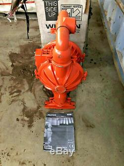 Wilden XP8/AAAAA/NES/NE/NE/0014 Air Diaphragm 2 Aluminium Pump Neoprene