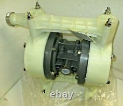 YAMADA NDP-25BPS-PP-EX 1 DIAPHRAGM AIR PUMP 100 psi
