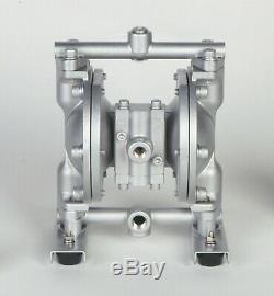 Yamada DP-10BSS series Air Powered Double Diaphragm (AODD) pumps