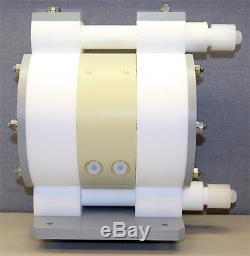 Yamada DP-20F High Purity PTFE Air-Operated Diaphragm Pump