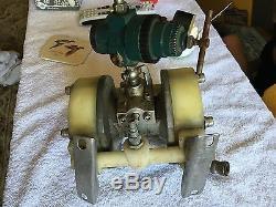Yamada Dp-10 Bpt 3/8 Npt Polypropylene Air & Flow Diaphragm Pump