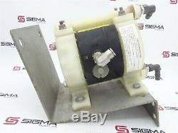 Yamada NDP-5FPT Diaphragm Air Pump 100 PSI