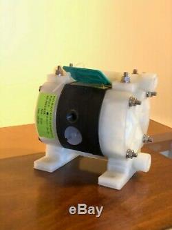 Yamada NDP-5FPT-ELB 1/4 Diaphragm Pump NDP-5FPT 100 PSI Max Air Pressure
