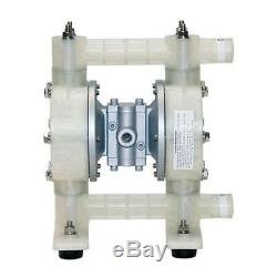 Yamada Ndp-15fps 1/2 Diaphragm Air Pump 100psi 180 Deg New! Free Shipping